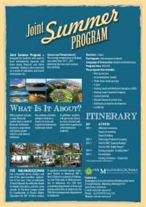 jointsummerprogram
